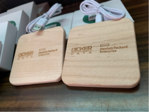 dicker data and HPE giveaway prizes