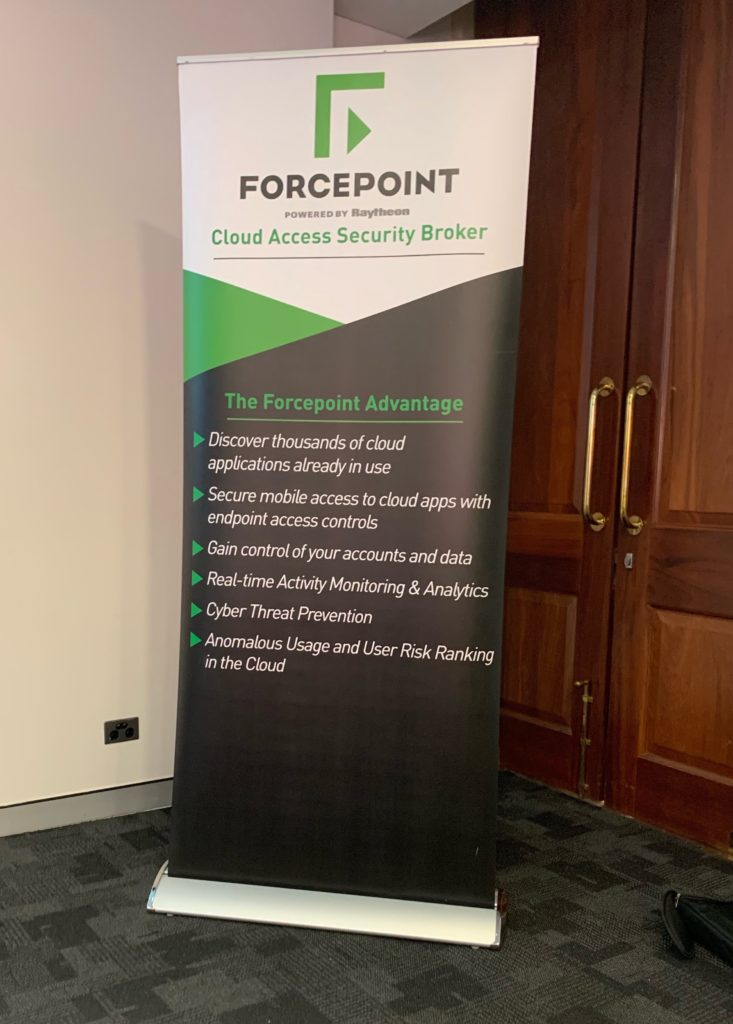 forcepoint banner from presentation