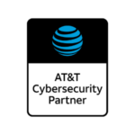 at&t cybersecurity partner logo