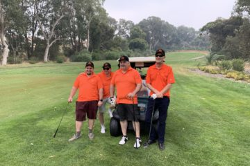 putt4dough golfing team orange diverse services